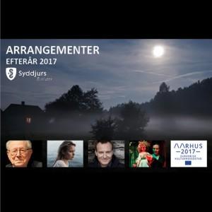 Efterårsprogram 2017