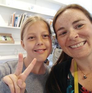 Thea fra Hornslet vinder af Sommerbogen-konkurrence
