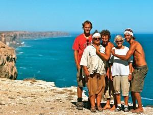 Familie på Farten - med farmor i Australien