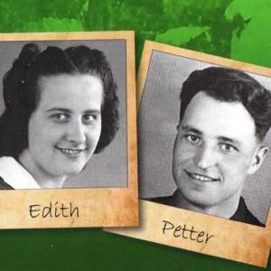 Edith og Petter