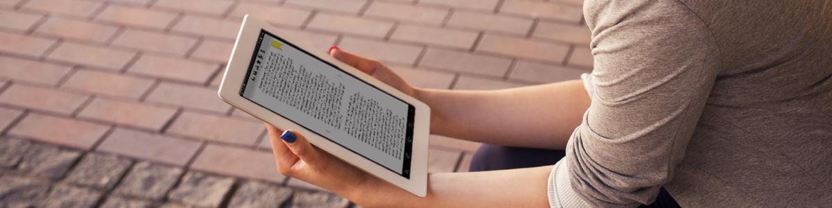 Ebøger og netlydbøger
