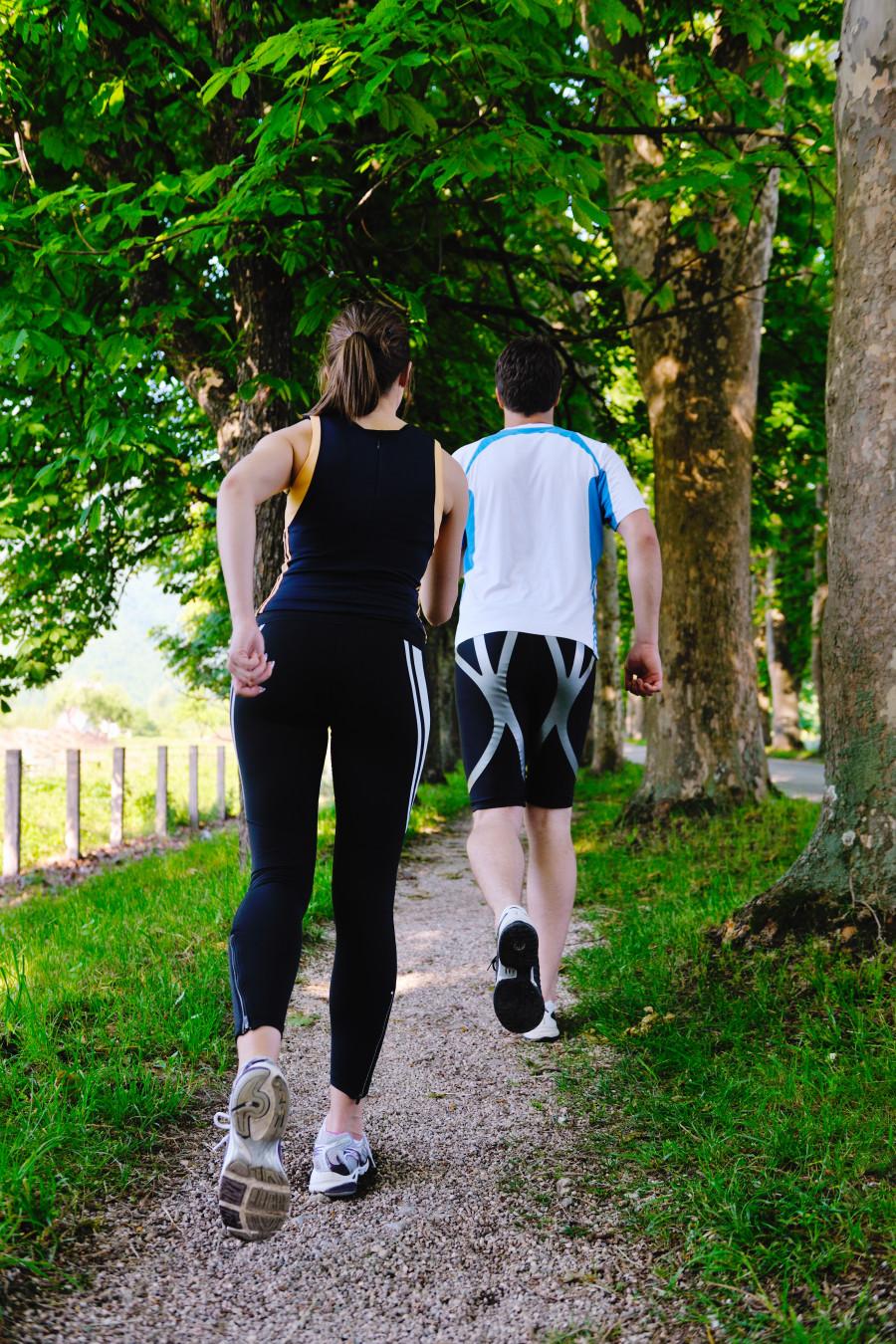 Tilflytterløb / Løb og lær din by at kende