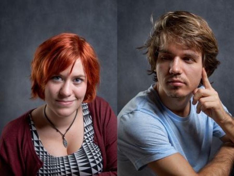 Clara-Amalie Vorre-Grøntved og Morten Ahlburg