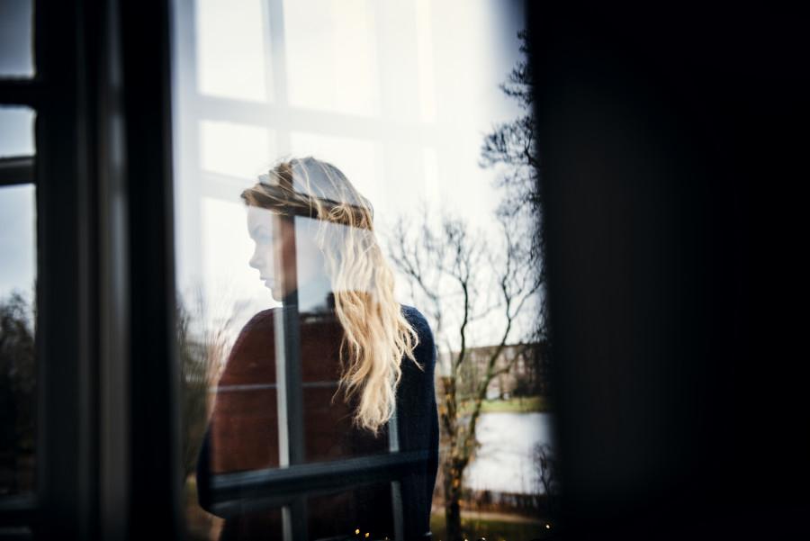 Josefine Klougart. Fotograf Joachim Ladefoged