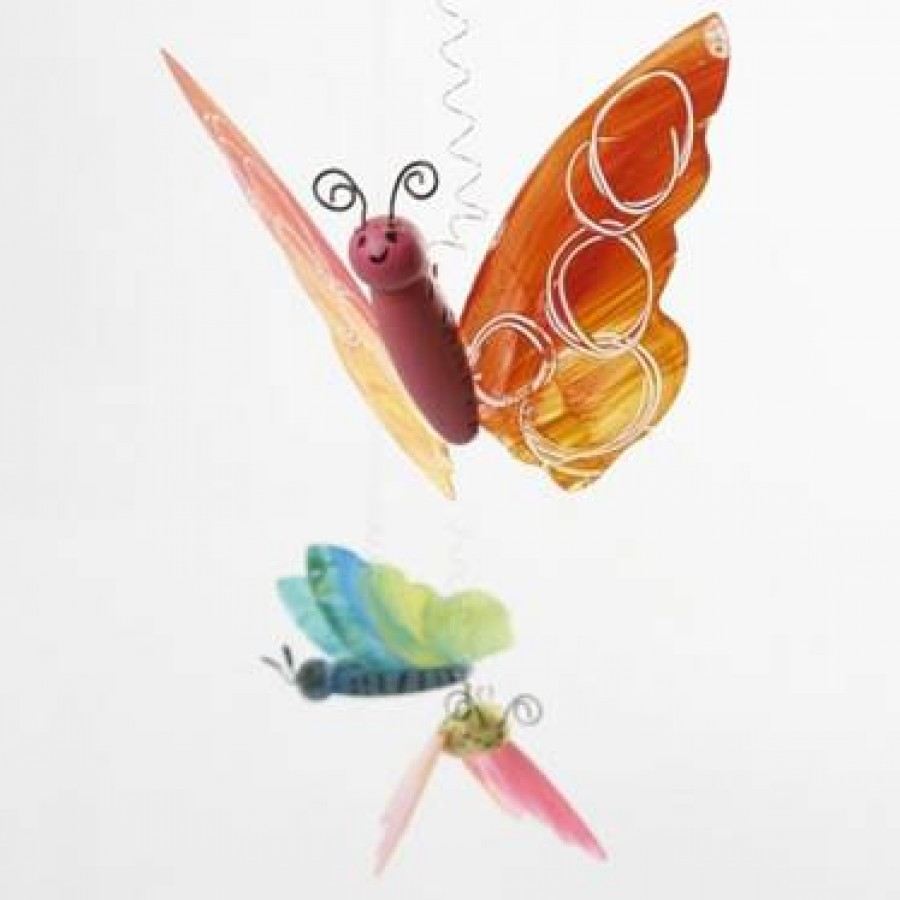 Krible Krable Krea sommerfugle