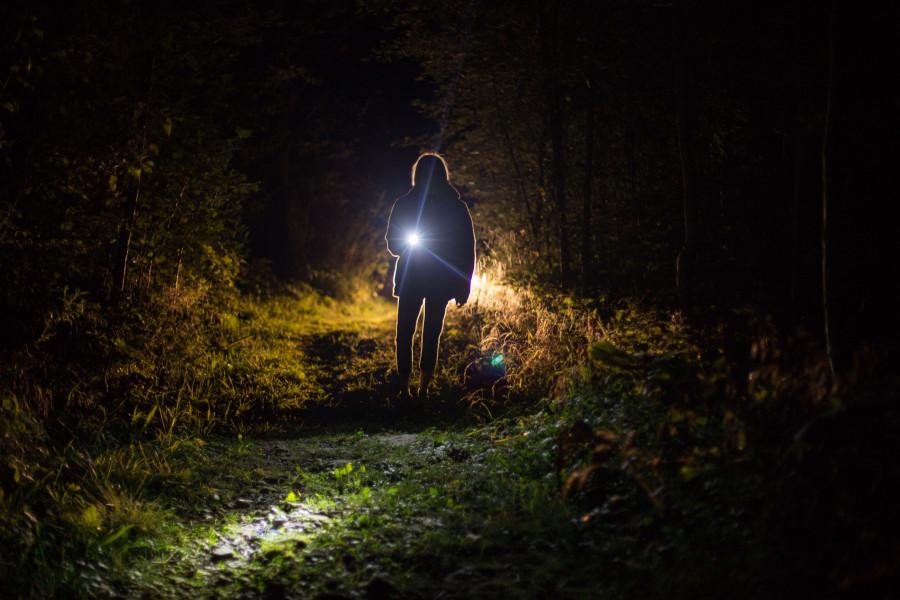 Tro og overtro i mørket i Mols Bjerge