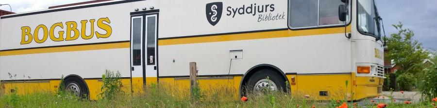 Bogbussen holder efterårsferie