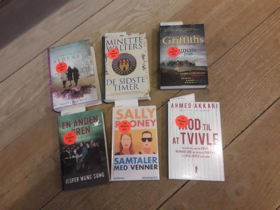 Nye kvik bøger
