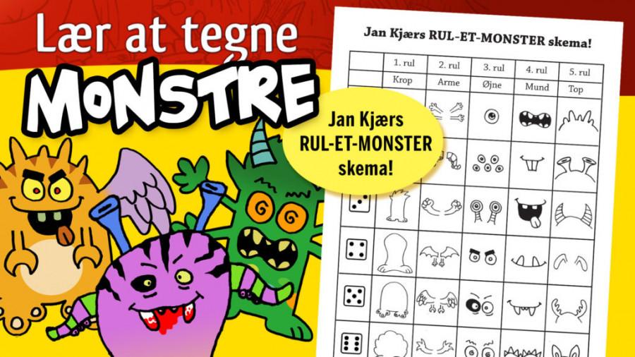 Mange gratis aktiviteter på Jan Kjærs hjemmeside