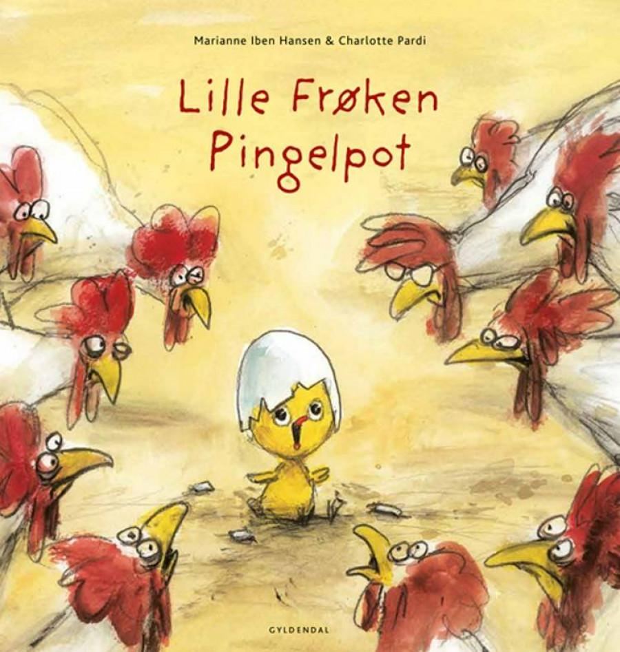 Børnebibliotekarens bedste nye bøger - august 2018