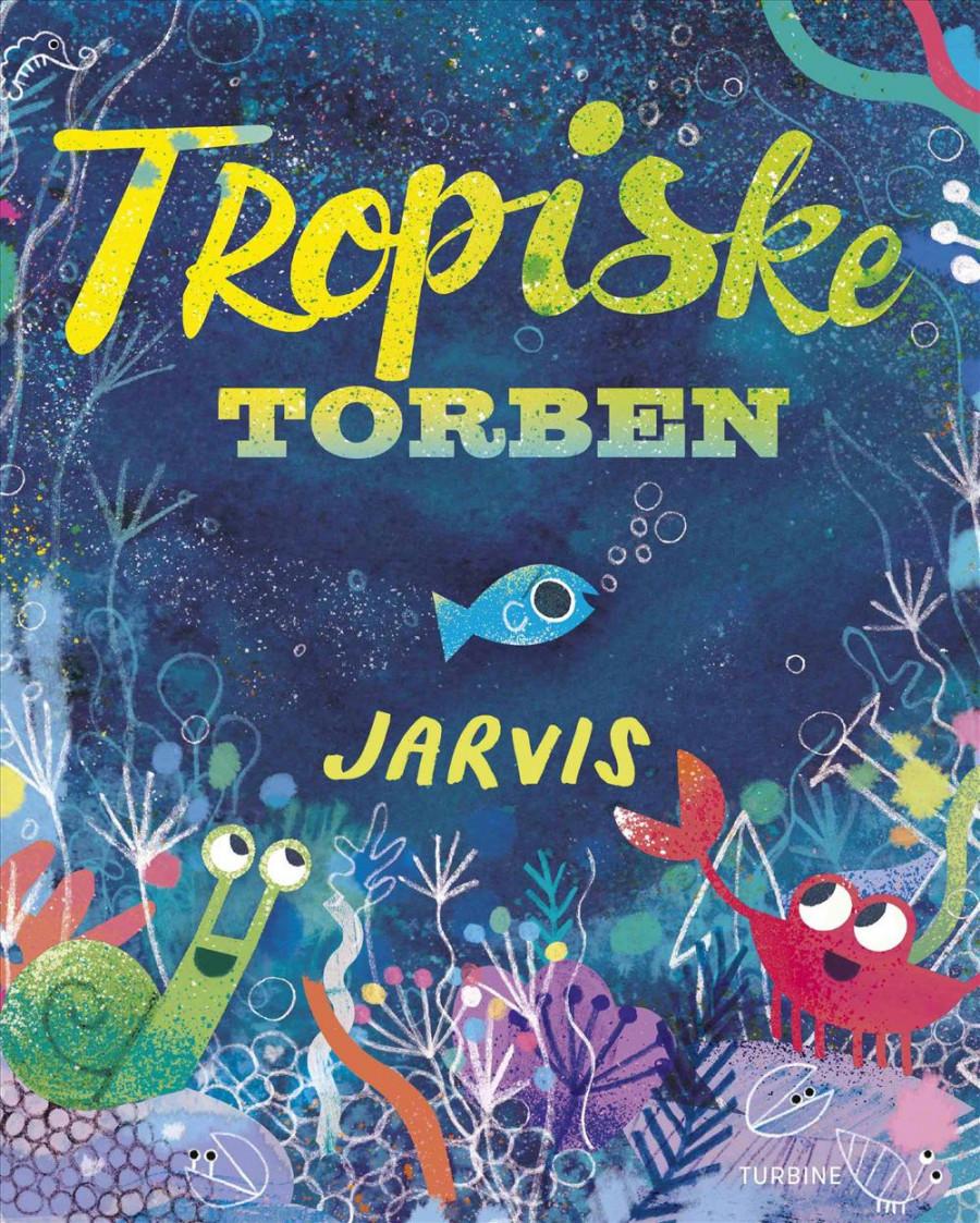 Børnebibliotekarens bedste nye bøger - december 2018